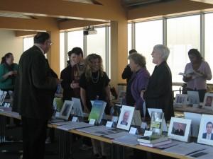 Faculty Scholarship Reception 2010