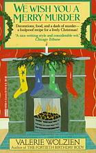 Staff Picks: Susan's 12 Cozy Christmas Mysteries