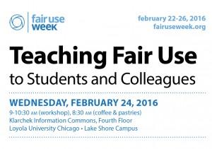 Fair Use Workshop Feb2016 title image