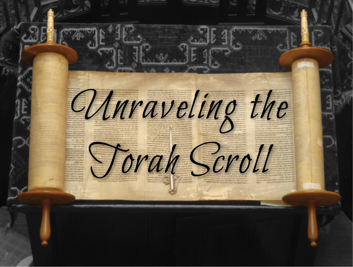 Unraveling the Torah Scroll