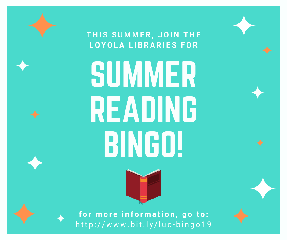 Summer Reading Bingo: Recommendations