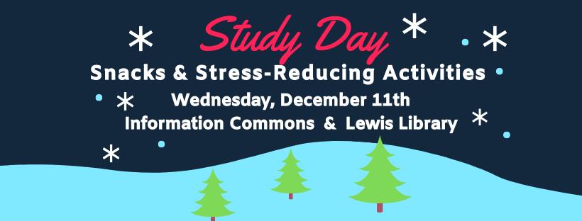 Study Day 2019 — December 11