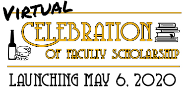 Virtual Celebration of Faculty Scholarship