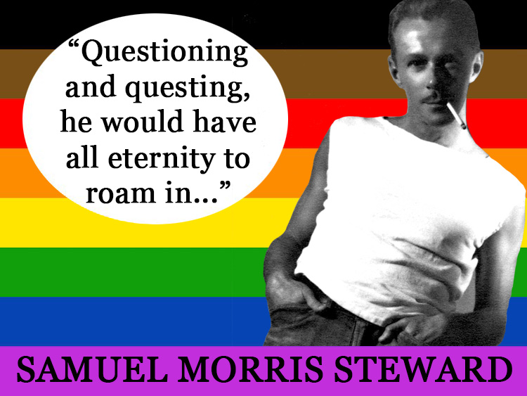 Samuel Steward: Loyola's Extraordinary English Professor