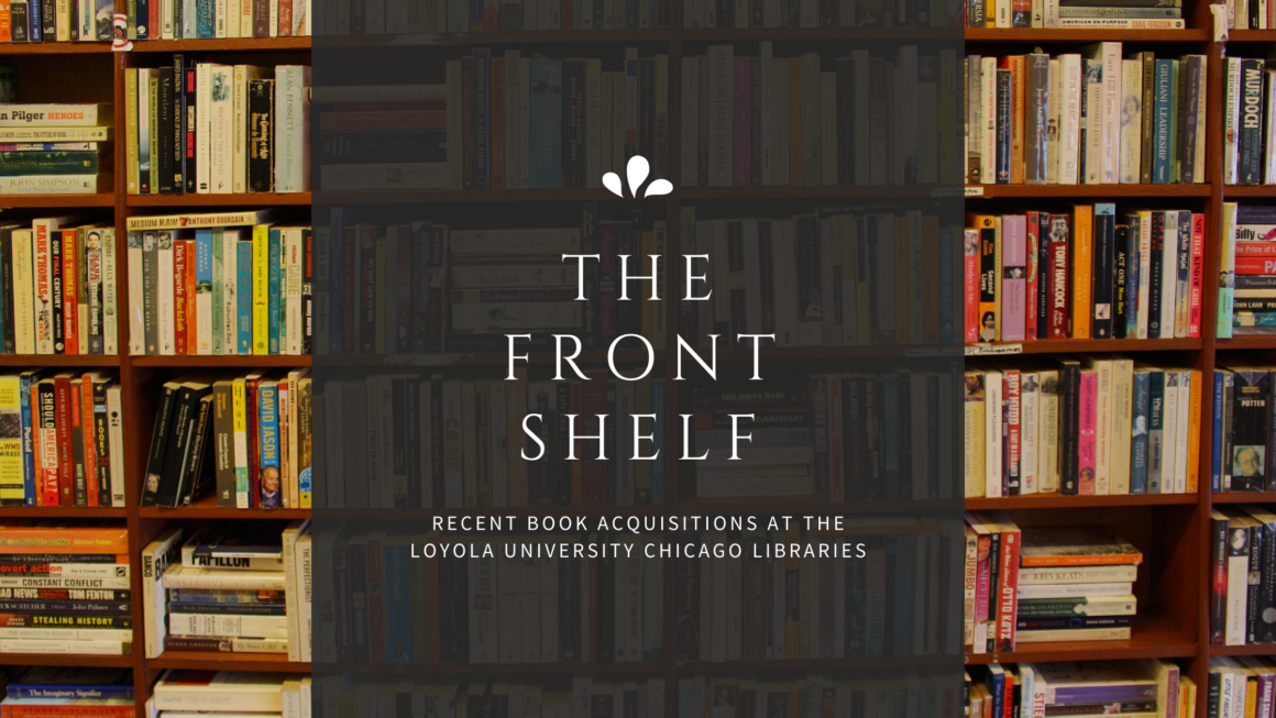 The Front Shelf: December 2020