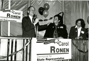 Carol Ronen for State Representative Rally, n.d.