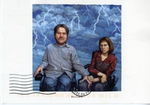 Anna Stonum and Mike Ervin, 1998
