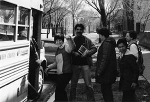 Urban Plunge Participants, 1983
