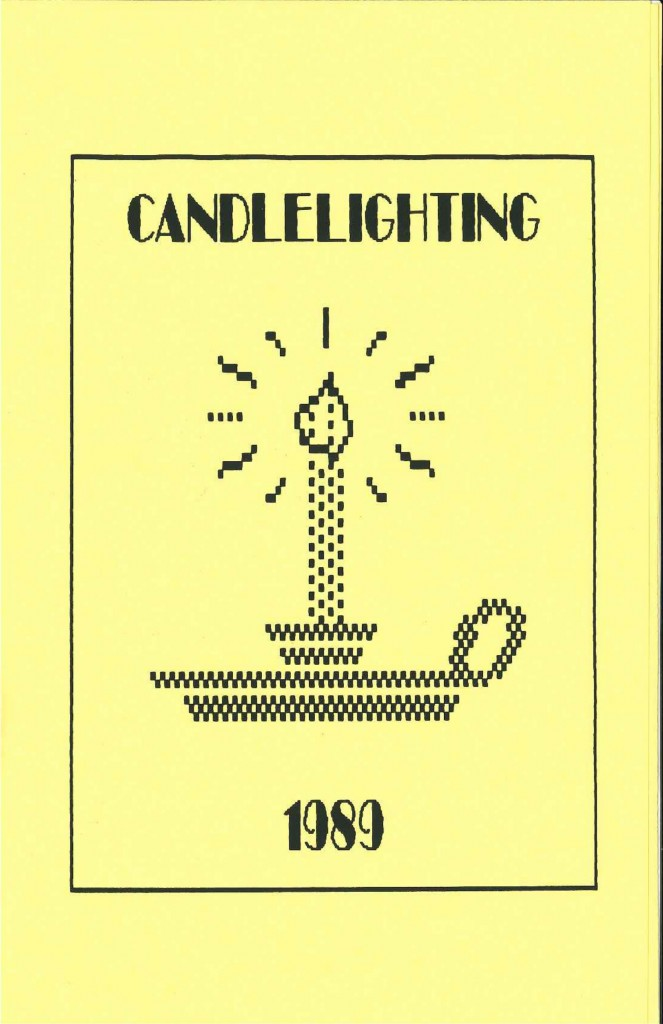 1989 program cover