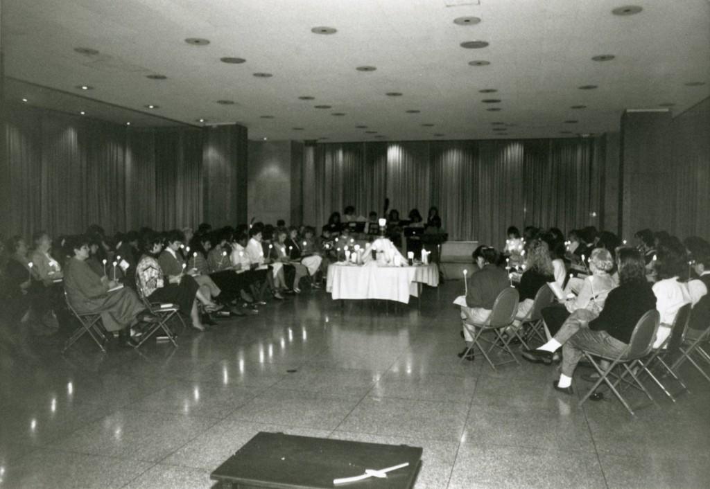Candlelighting, 1989