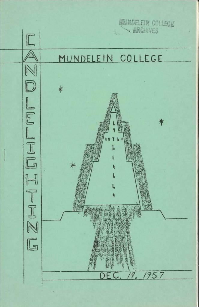 1957 program cover