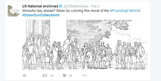 An example from the United States National Archives