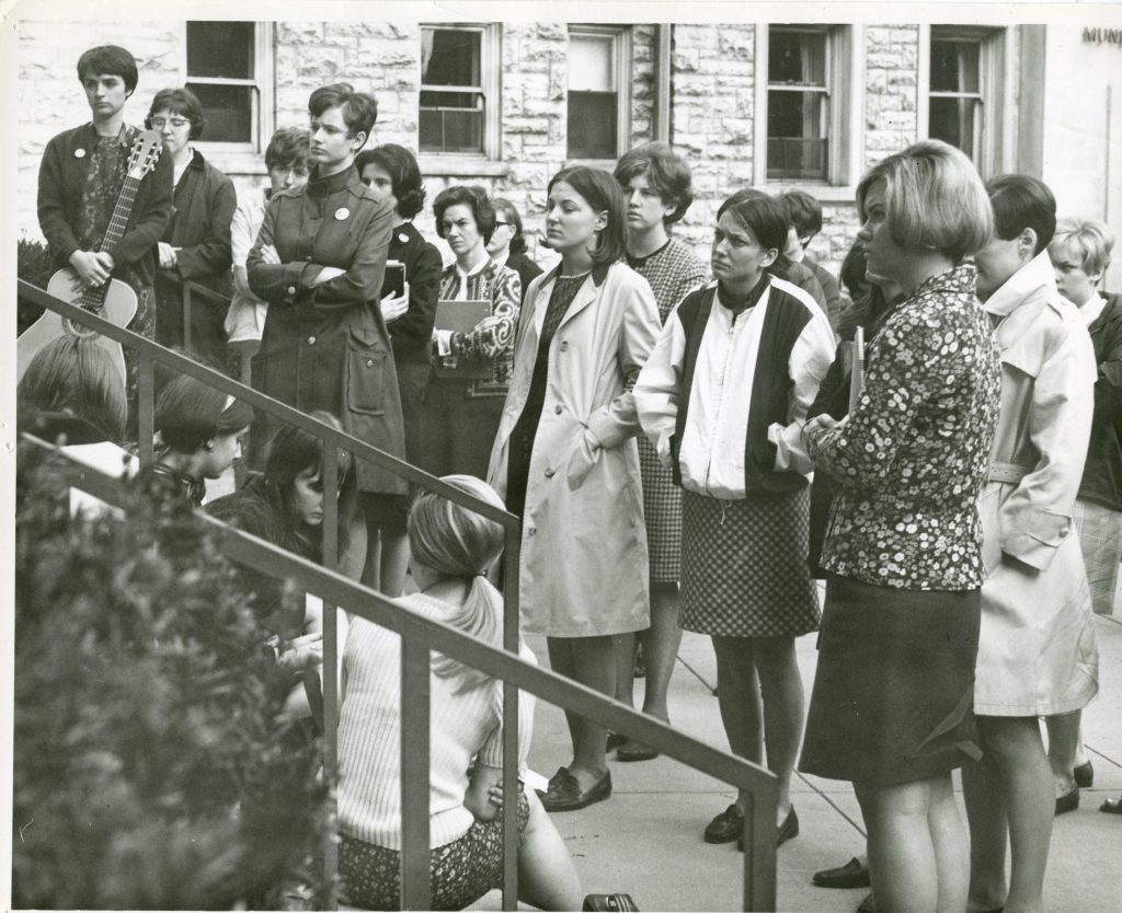 Prayer Vigil, April 1968